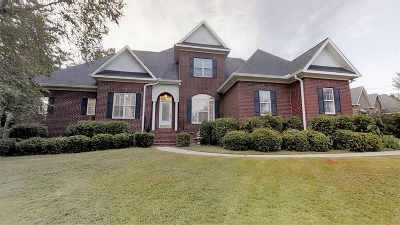 Macon Single Family Home For Sale: 412 Barrington Pointe