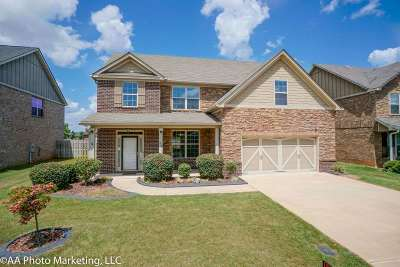 Bibb County, Crawford County, Houston County, Peach County Single Family Home For Sale: 80 Glen Arbor Lane