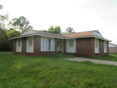 Fort Valley Single Family Home For Sale: 413 William Drive