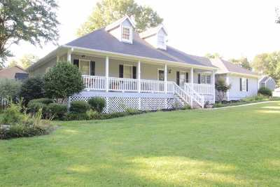 Macon Single Family Home For Sale: 100 Yellow Pine Ct