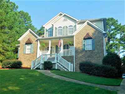 Macon Single Family Home For Sale: 212 Wimbledon Place