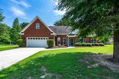 Warner Robins Single Family Home For Sale: 106 Falcon Crest