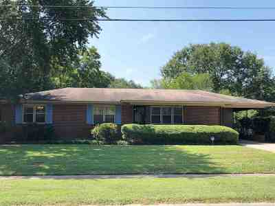 Macon Single Family Home For Sale: 2522 Locksley Drive