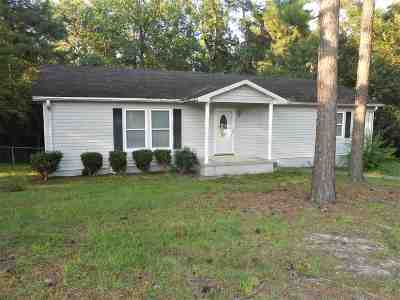 Macon Single Family Home For Sale: 111 Princess Ann Drive