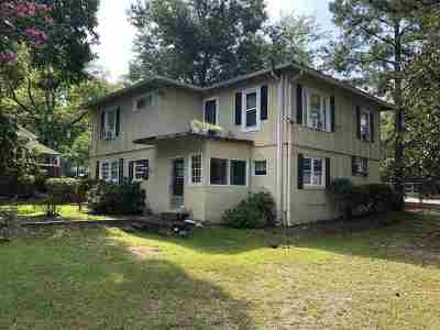 Macon Multi Family Home For Sale: 3787 Log Cabin Drive