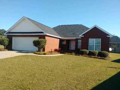 Perry Single Family Home For Sale: 106 Ritz Lane