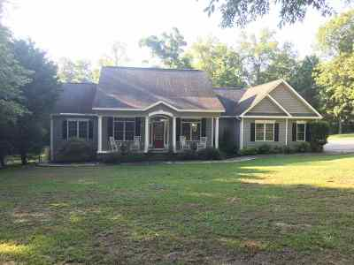 Fort Valley Single Family Home For Sale: 611 Clopine Lake Road
