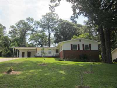Warner Robins Single Family Home For Sale: 114 Forest Hill Drive