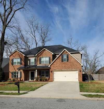 Kathleen Single Family Home For Sale: 217 Black Hawke Lane