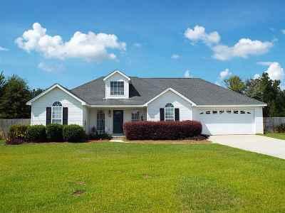 Macon Single Family Home For Sale: 123 Tyler Court