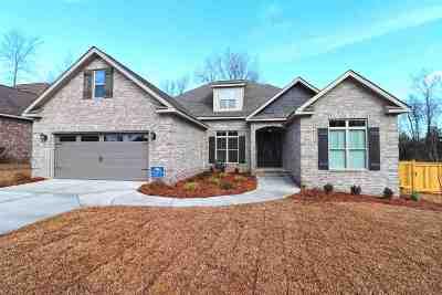 Single Family Home For Sale: 209 Rustic Live Oak Trail