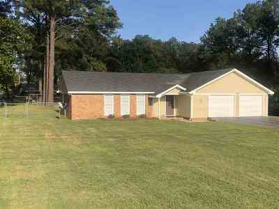 Macon Single Family Home For Sale: 6772 Goodall Mill Road