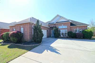 Warner Robins Single Family Home For Sale: 114 Downshire Way