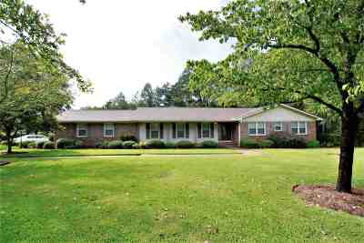 Cochran GA Single Family Home For Sale: $239,900
