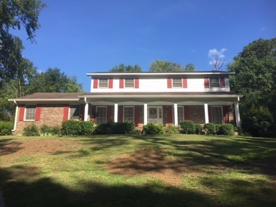Macon Single Family Home For Sale: 752 Malwood Drive