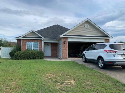 Perry Single Family Home For Sale: 129 Lavendar Lane