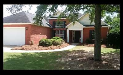 Warner Robins Single Family Home For Sale: 462 Feagin Mill Road