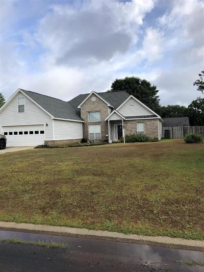 Single Family Home For Sale: 220 Autumn Woods Drive