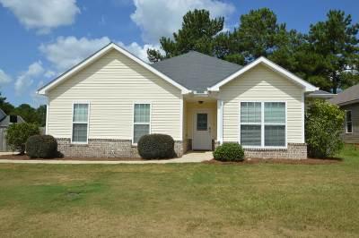 Warner Robins Single Family Home Verbal Agreement: 301 Laurel Woods Drive