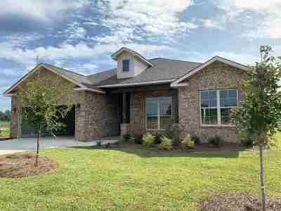 Perry Single Family Home For Sale: 404 Silo Circle