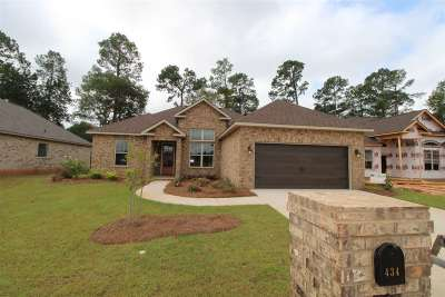 Perry Single Family Home For Sale: 434 Legacy Park Drive