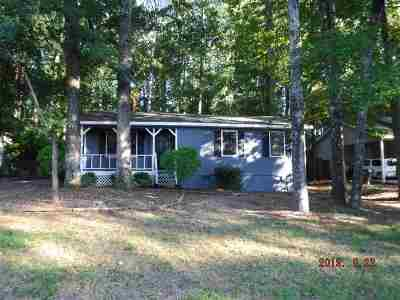 Macon Single Family Home For Sale: 830 N Confederate Drive