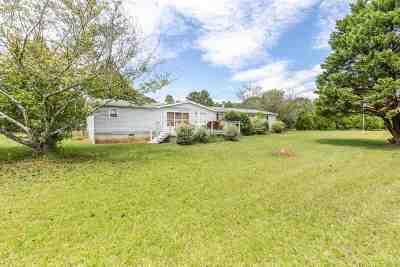 Fort Valley Single Family Home For Sale: 400 Aldridge Road