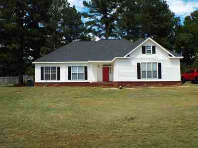 Macon Single Family Home For Sale: 1114 Alma Drive