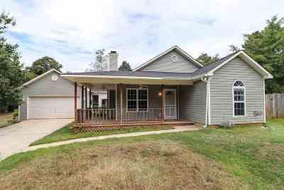 Rental For Rent: 106 Saddlebrook Drive