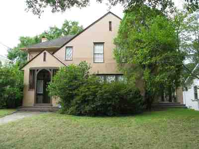 Macon Single Family Home For Sale: 2722 Cherokee Avenue