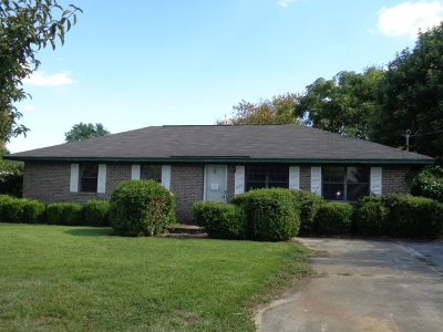 Fort Valley GA Single Family Home For Sale: $39,000