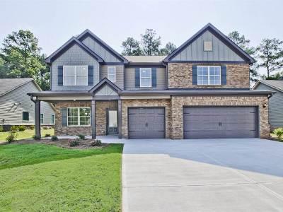 Kathleen Single Family Home For Sale: 612 Hawks Nest Drive