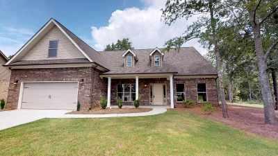 Macon Single Family Home For Sale: 1005 Marion Oaks Drive