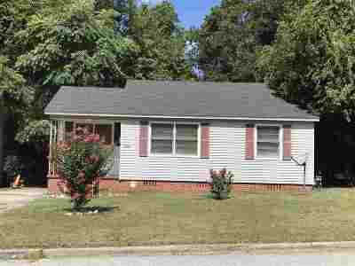 Macon Single Family Home For Sale: 275 Ryals Avenue