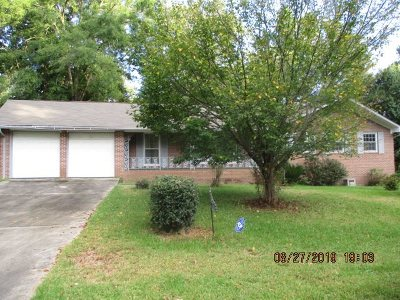 Macon Single Family Home For Sale: 147 Spradley Drive