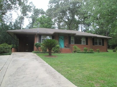 Warner Robins Single Family Home For Sale: 305 S Briarcliff