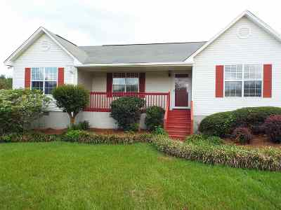 Macon Single Family Home For Sale: 4638 Jones Road