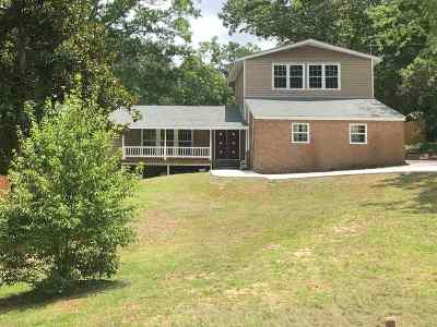 Warner Robins Single Family Home For Sale: 102 Stonewall Dr Drive