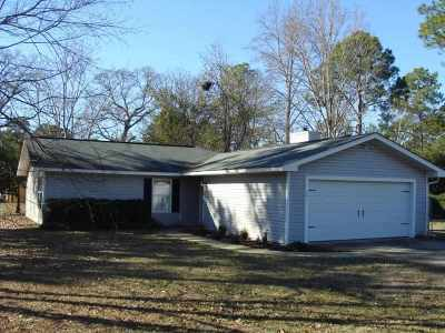 Warner Robins Single Family Home For Sale: 101 Turtle Creek Drive