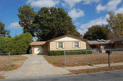 Warner Robins Single Family Home For Sale: 804 Arrowhead Trail