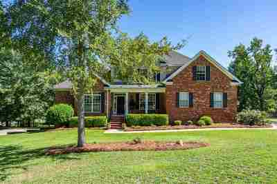 Macon Single Family Home For Sale: 225 W Troon