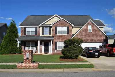 Warner Robins Single Family Home For Sale: 102 Rodney Drive