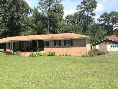 Warner Robins Single Family Home For Sale: 306 Knodishall Drive