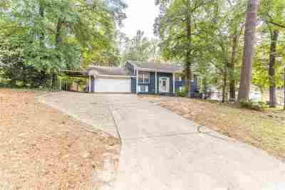 Macon Single Family Home For Sale: 867 Green Oak Terrace