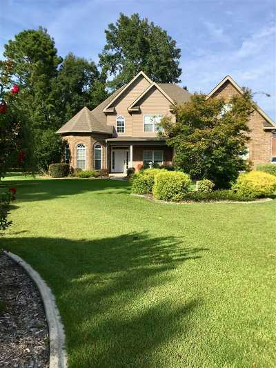 Single Family Home For Sale: 302 Ty Chandler Court