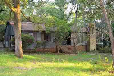 Macon Single Family Home For Sale: 6350 Thomaston Road