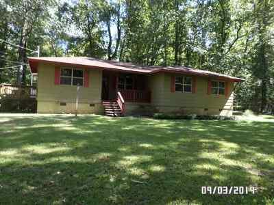 Byron Single Family Home For Sale: 100 Oconee Drive