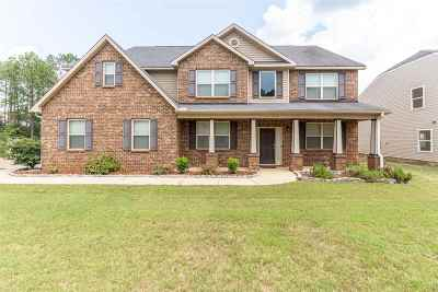 Warner Robins Single Family Home For Sale: 176 Arbor Creek