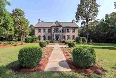 Bibb County, Crawford County, Houston County, Monroe County, Peach County Single Family Home For Sale: 355 Ga Highway 26 W