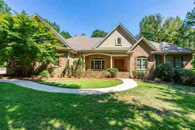Macon Single Family Home For Sale: 915 Irongate